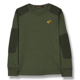 NICO Khaki - Long Sleeves T-shirt 1