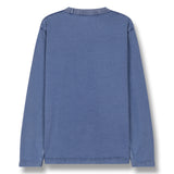 NICO Kraft Blue Skate Cat - Long Sleeves T-shirt 2
