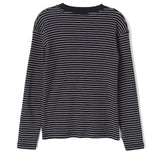 NICO White Stripes - Long Sleeves T-shirt