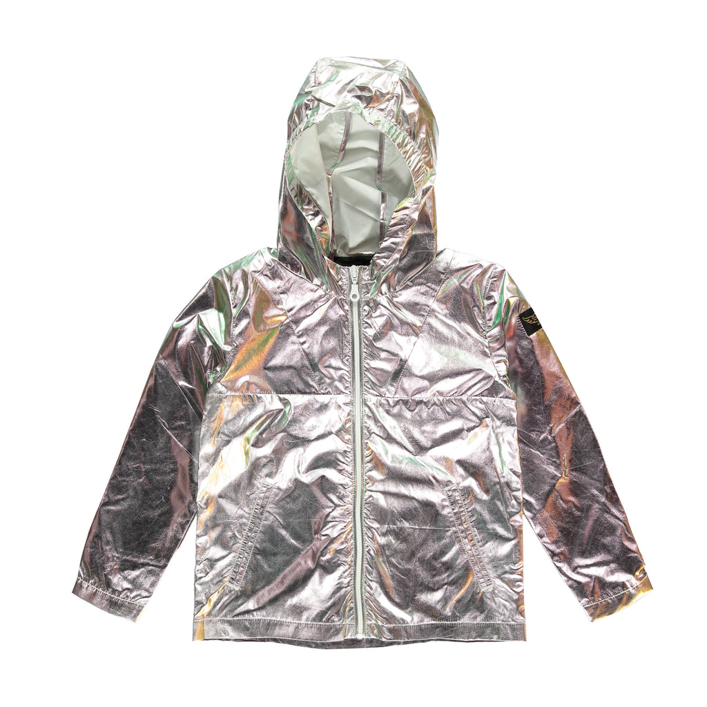NOMADE Irridescent Mermaid - Girl Windbreaker Jacket
