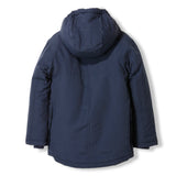 NORDFOLK Night Blue -  Woven Multipockets Parka 3