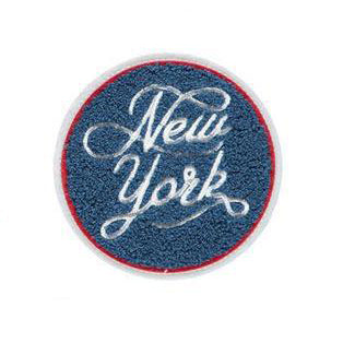 NY Patch - Iron-on Patches Pack by FITN