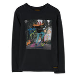 NICO Ash Black Skate - Long Sleeve Jersey T Shirt