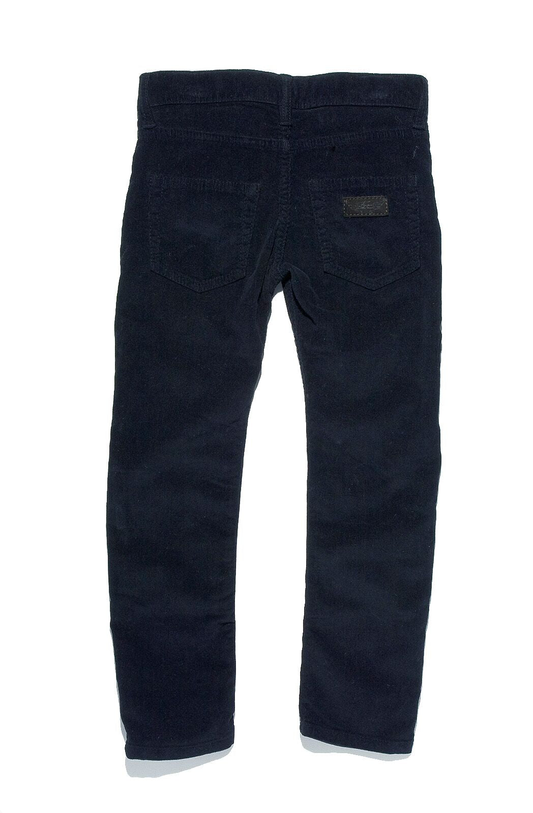NORTON Cord Navy - 5-Pocket Straight Fit Jean