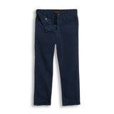 OLLIBIS Navy - 5 Pockets Baggy Fit Pants 3