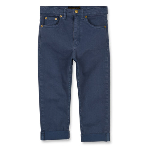 OLLIBIS Stone Blue - 5 Pocket Tapered Fit Jeans 1