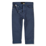 OLLIBIS Stone Blue - 5 Pocket Tapered Fit Jeans 2