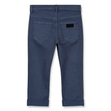 OLLIBIS Stone Blue - 5 Pocket Tapered Fit Jeans 3