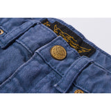 OLLIBIS Stone Blue - 5 Pocket Tapered Fit Jeans 4
