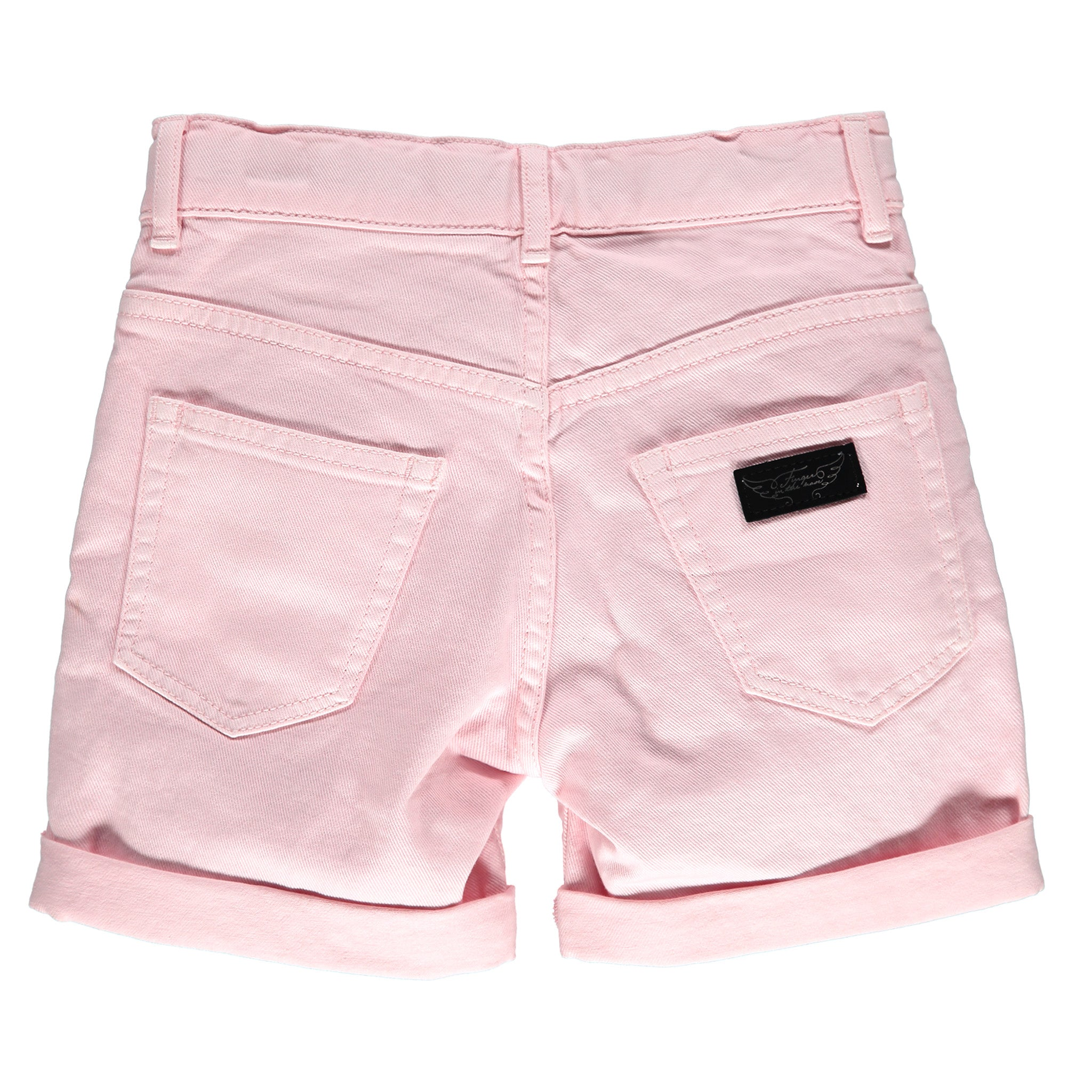 PALMA Pale Rose - 5 Pocket Boyfriend Fit Short