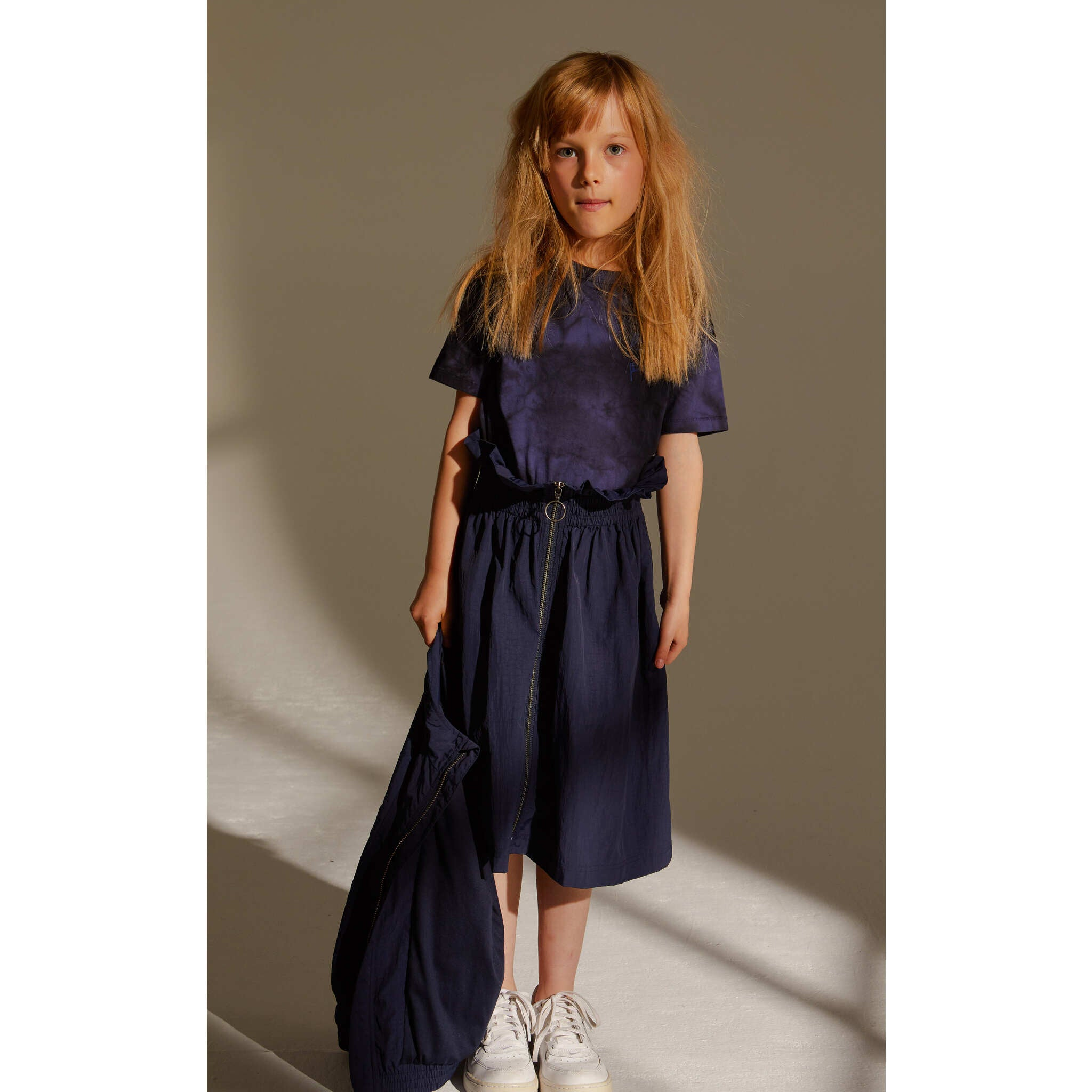 PARACHUTE Sailor Blue - Oversized Skirt 2