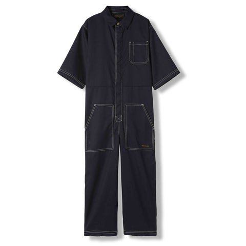 PENCIL Night Blue -  Woven Oversized Overall 1