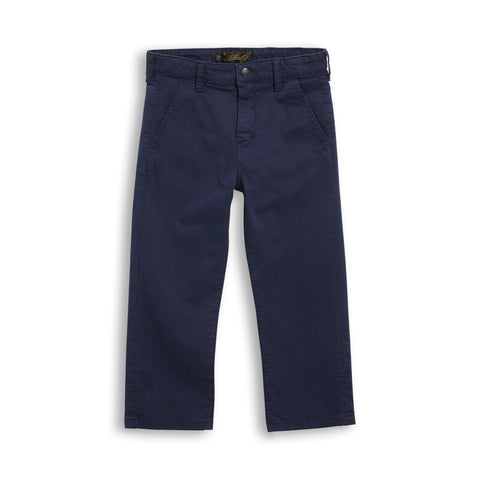 PORTMAN Sailor Blue - Chino Fit Pants 1