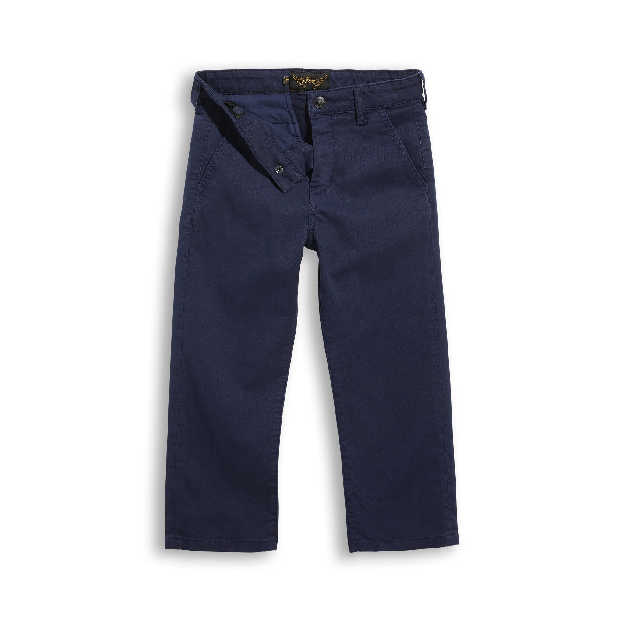 PORTMAN Sailor Blue - Chino Fit Pants 3