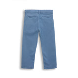 PORTMAN Stone Blue - Chino Fit Pants 2
