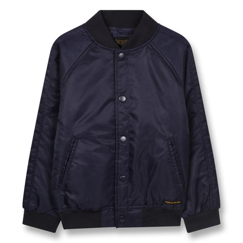 PRETENDER Super Navy - Varsity Jacket 1