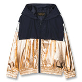 RAINBOW Copper Metal Colorblock - Tracksuit Jacket 1