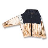 RAINBOW Copper Metal Colorblock - Tracksuit Jacket 4