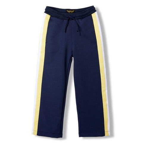 REY Night Blue -  Fleece Jogging Pants 1