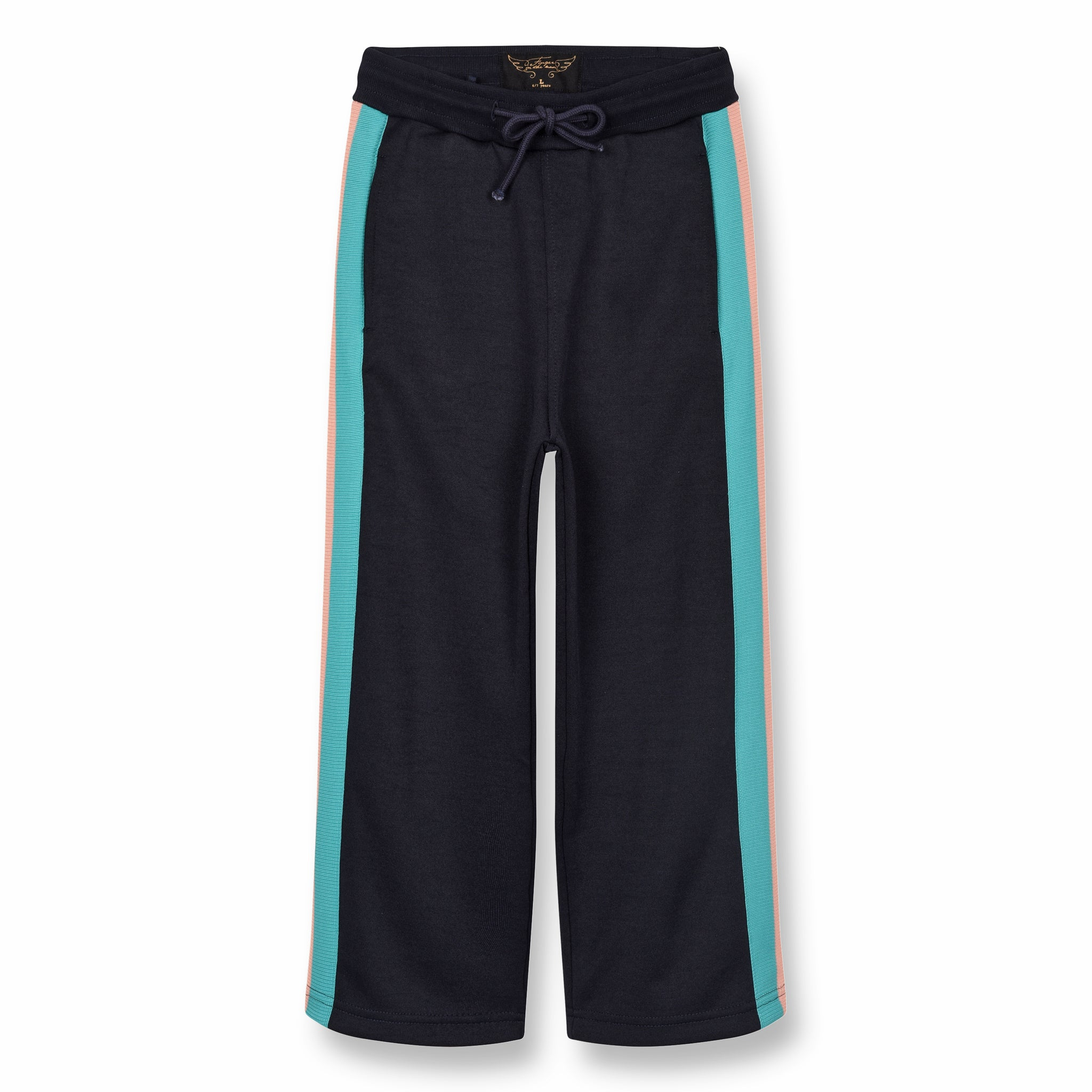 REY Super Navy - Wide Jogging Pants 1