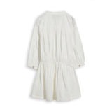ROSELAKE Off White - Raglan Sleeves Dress 2