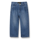 ROSY Medium Blue - Tapered Fit Jeans 1