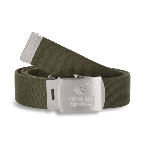 SATURN Khaki -Adjustable Roller Belt 1