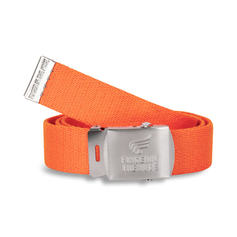 SATURN Orange -Adjustable Roller Belt 1