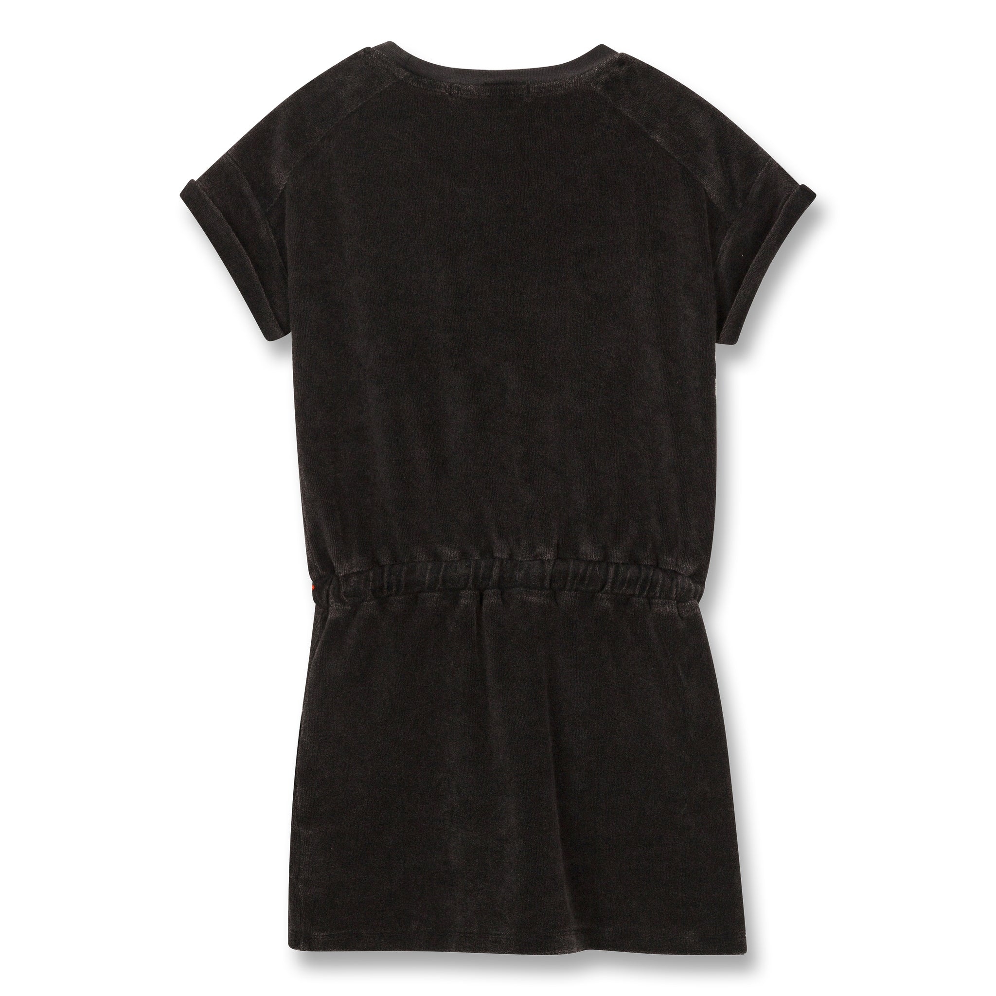 SCHOOL Vintage Black - Short Sleeves Dress 2