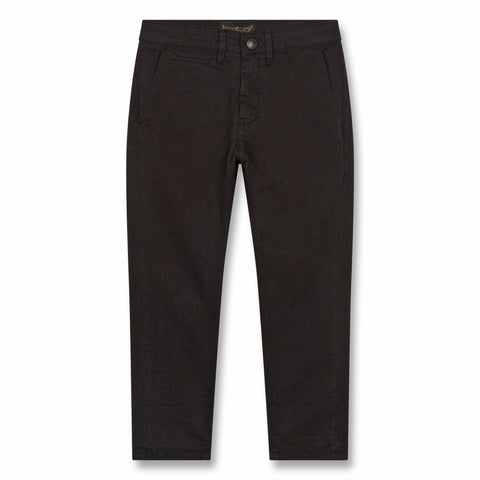 NEW SCOTTY Black -  Chino Fit Pant