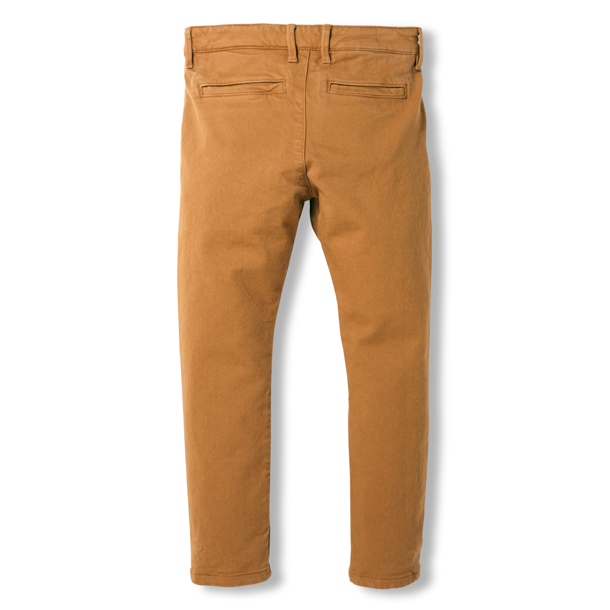 SCOTTY Caramel -  Woven Chino Fit Pants 2