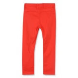 SCOTTY Poppy Red - Chino Fit Pants 3