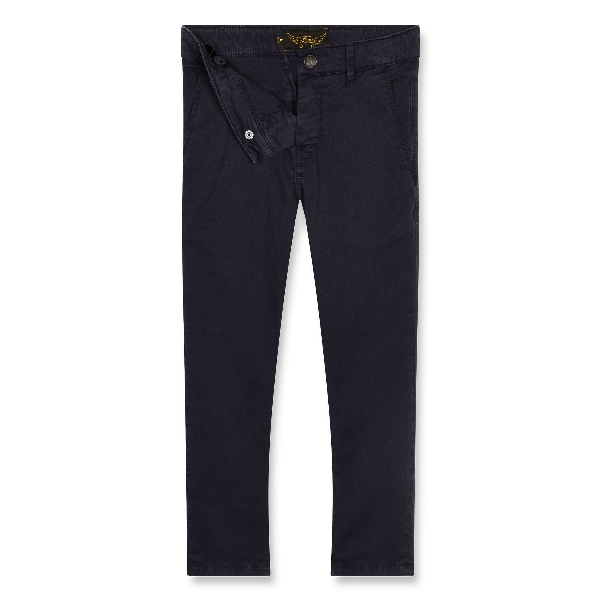 NEW SCOTTY Super Navy -  Chino Fit Pant
