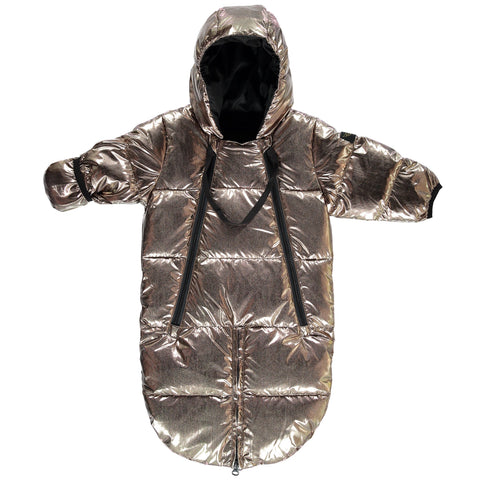 SNOWBIRD Copper - Girls Down Babywarmer