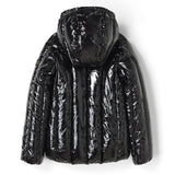 SNOWCLOUD Black - Down Jacket
