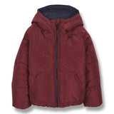 SNOWDANCE Multicolor Colorblock - Reversible Down Jacket 4