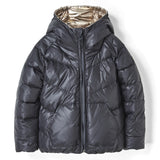 SNOWDANCE Multicolor Metal - Reversible Down Jacket