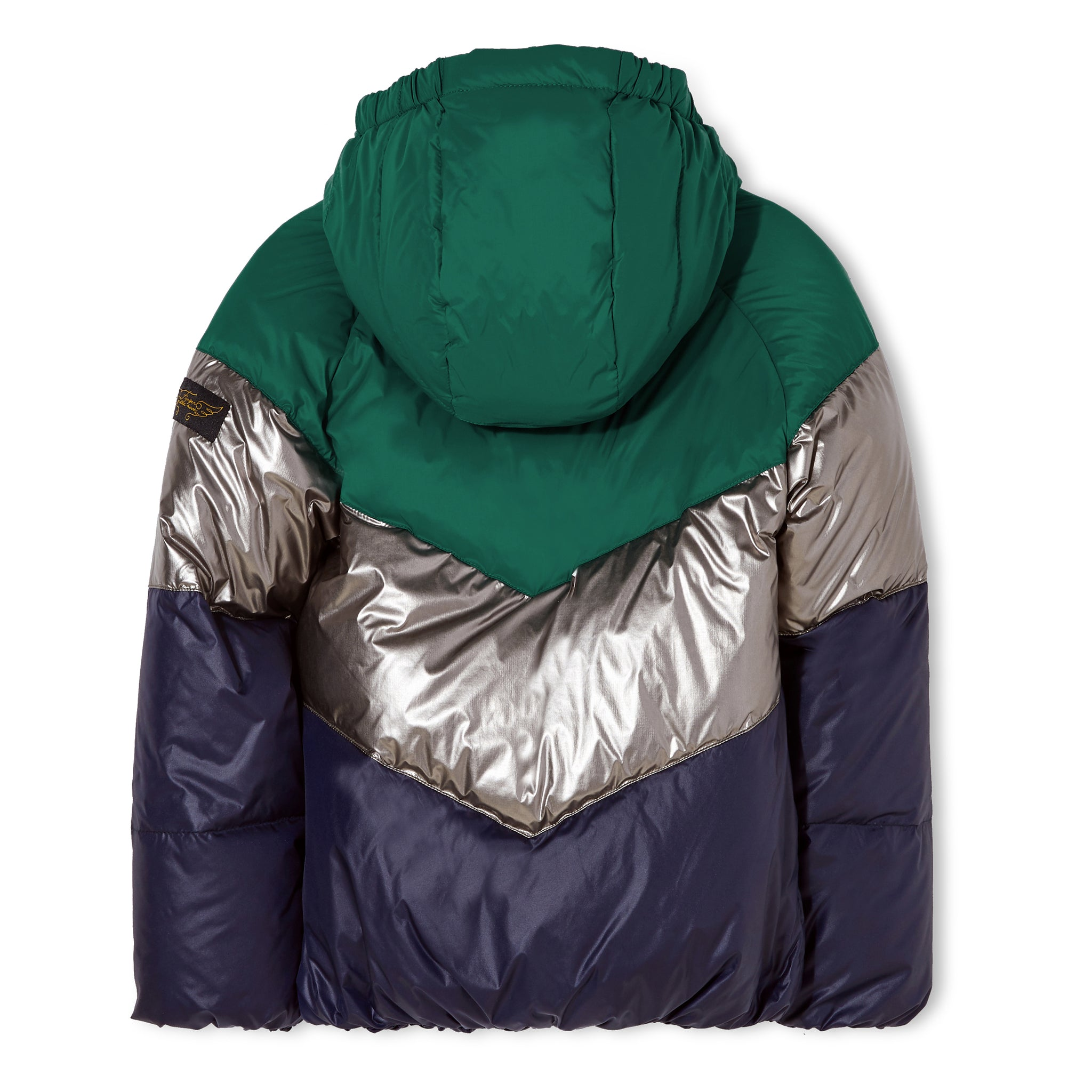 SNOWDANCE Navy - Reversible Down Jacket 3
