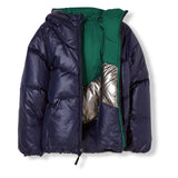 SNOWDANCE Navy - Reversible Down Jacket 5