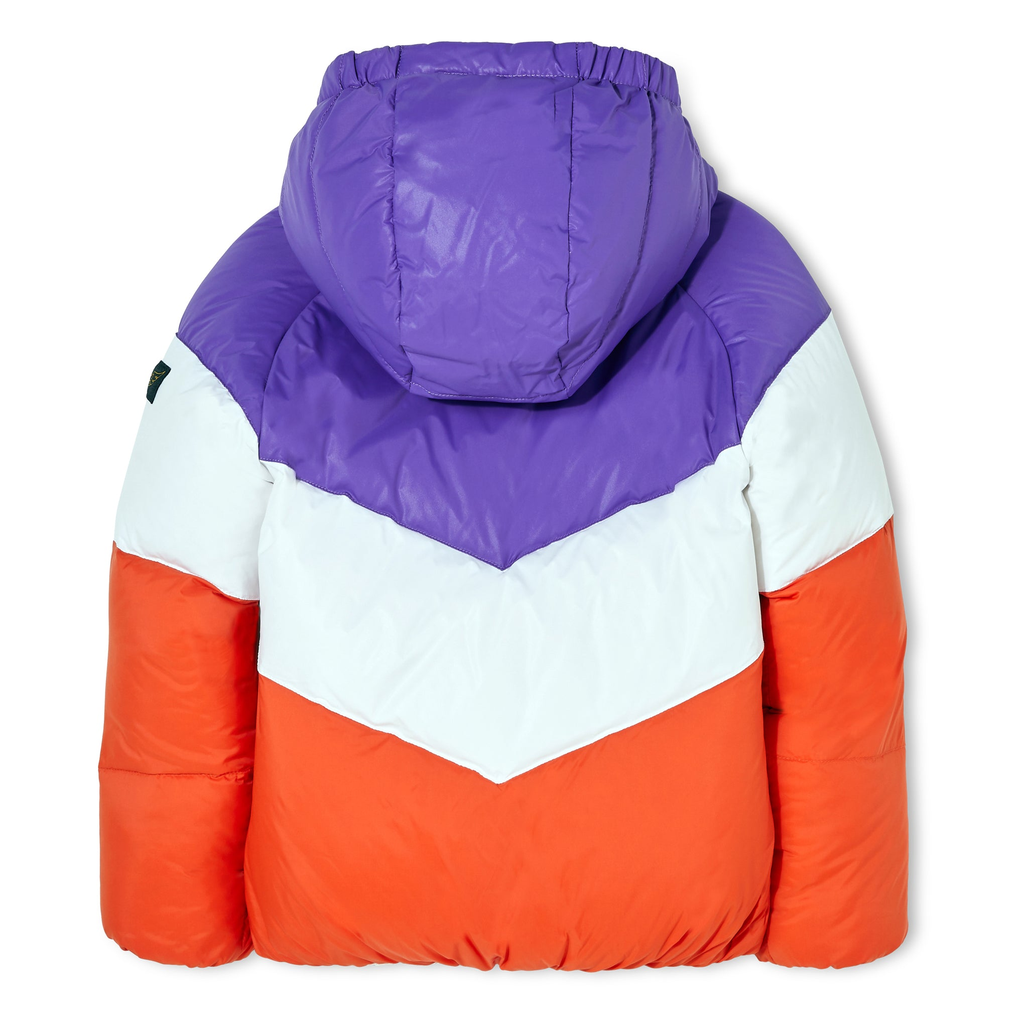 SNOWDANCE Off White - Reversible Down Jacket 3