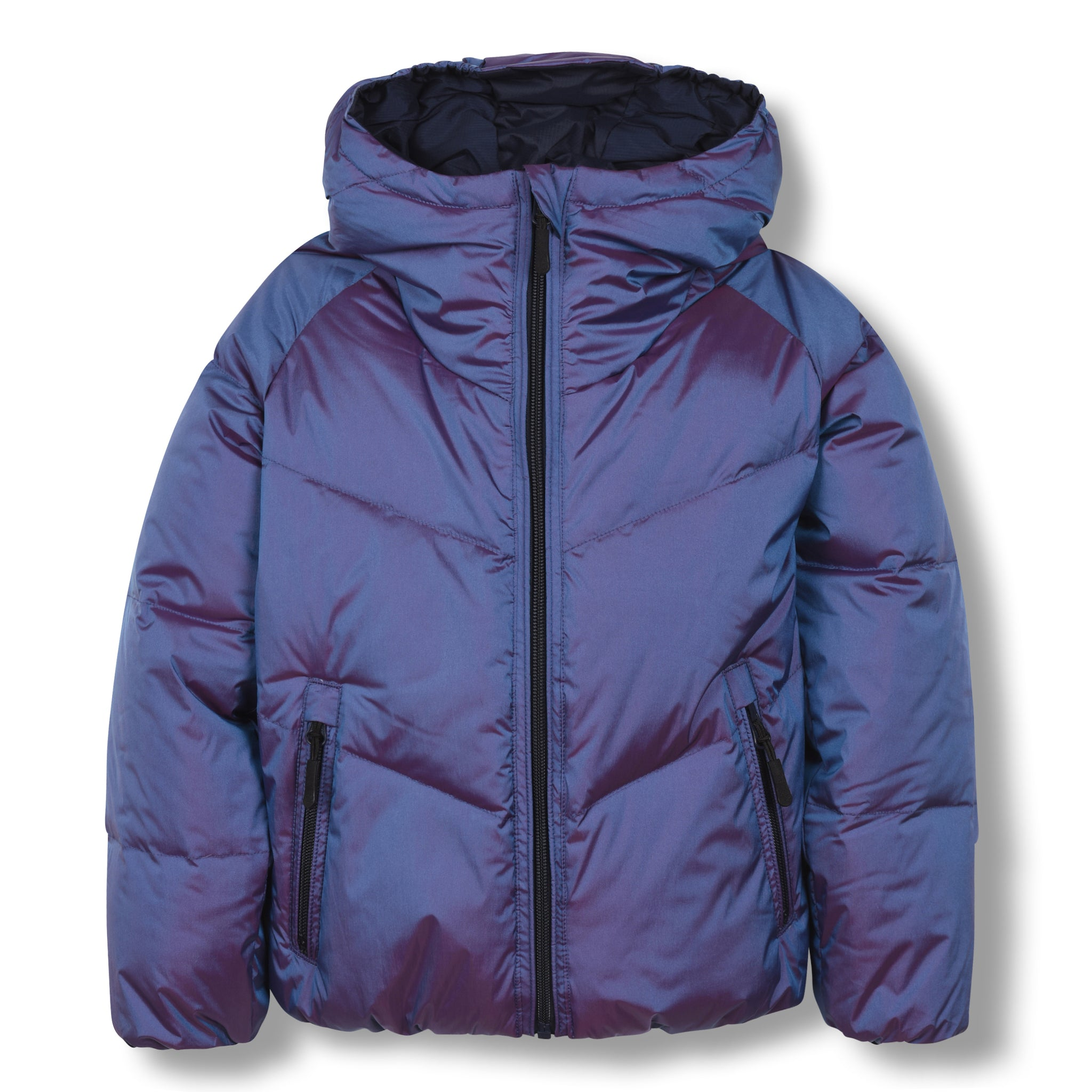 SNOWDANCE Sailor Blue - Reversible Down Jacket 1