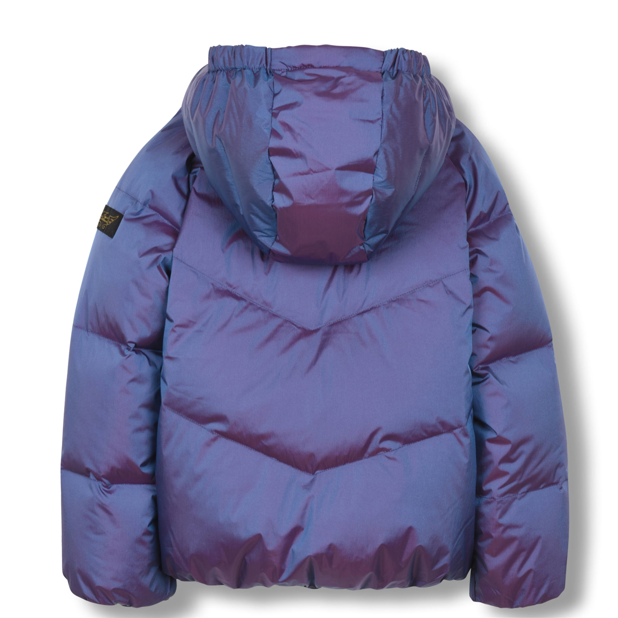 SNOWDANCE Sailor Blue - Reversible Down Jacket 2