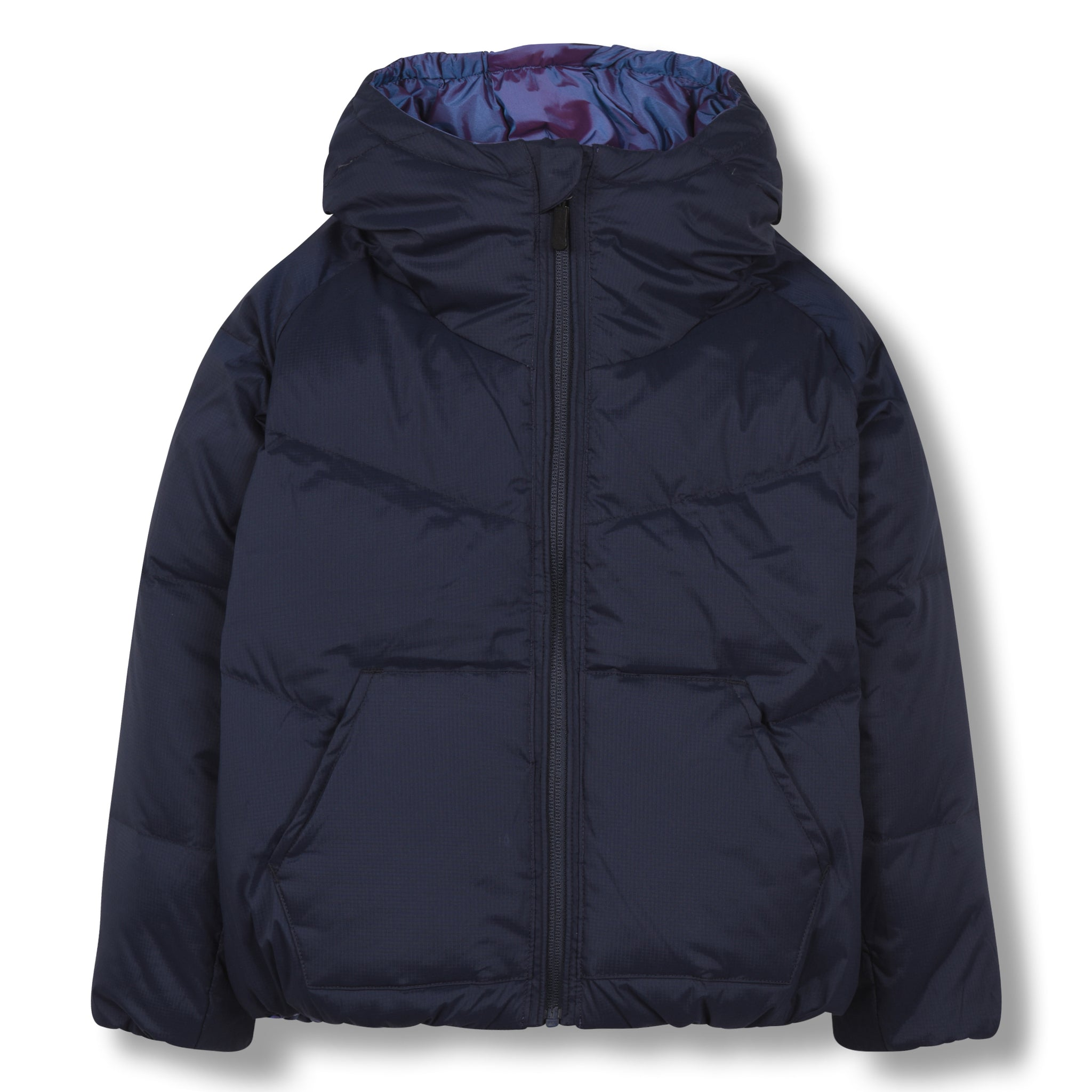SNOWDANCE Sailor Blue - Reversible Down Jacket 4