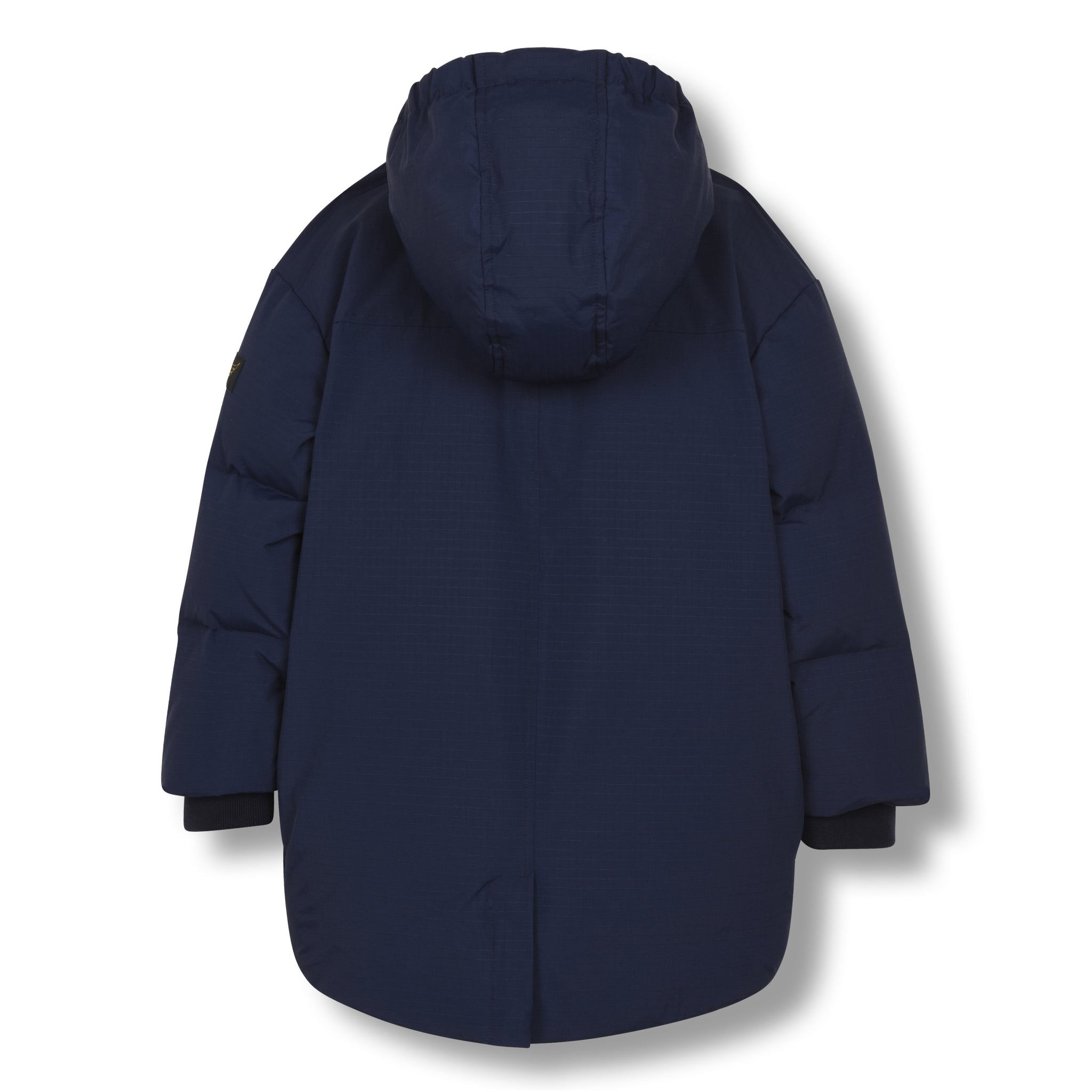 SNOWDOLL Sailor Blue 1 - Oversized Down Coat