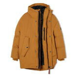 SNOWDOLL Walnut - Oversized Down Coat 2