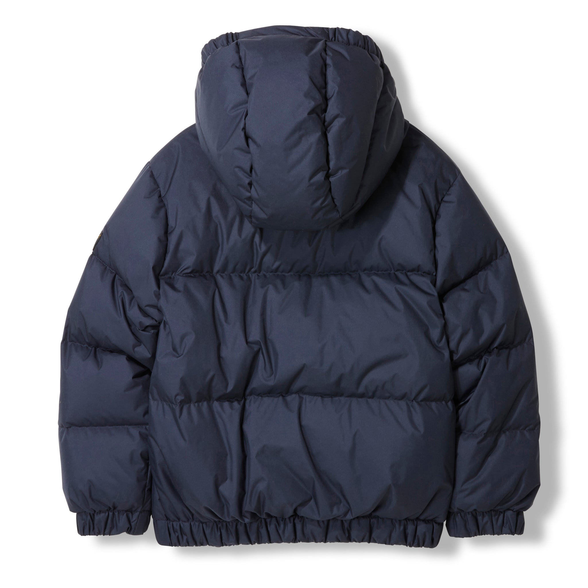 SNOWDUST Navy -  Woven Down Jacket 3