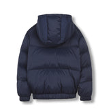 SNOWDUST Sailor Blue - Down Bomber Jacket 3