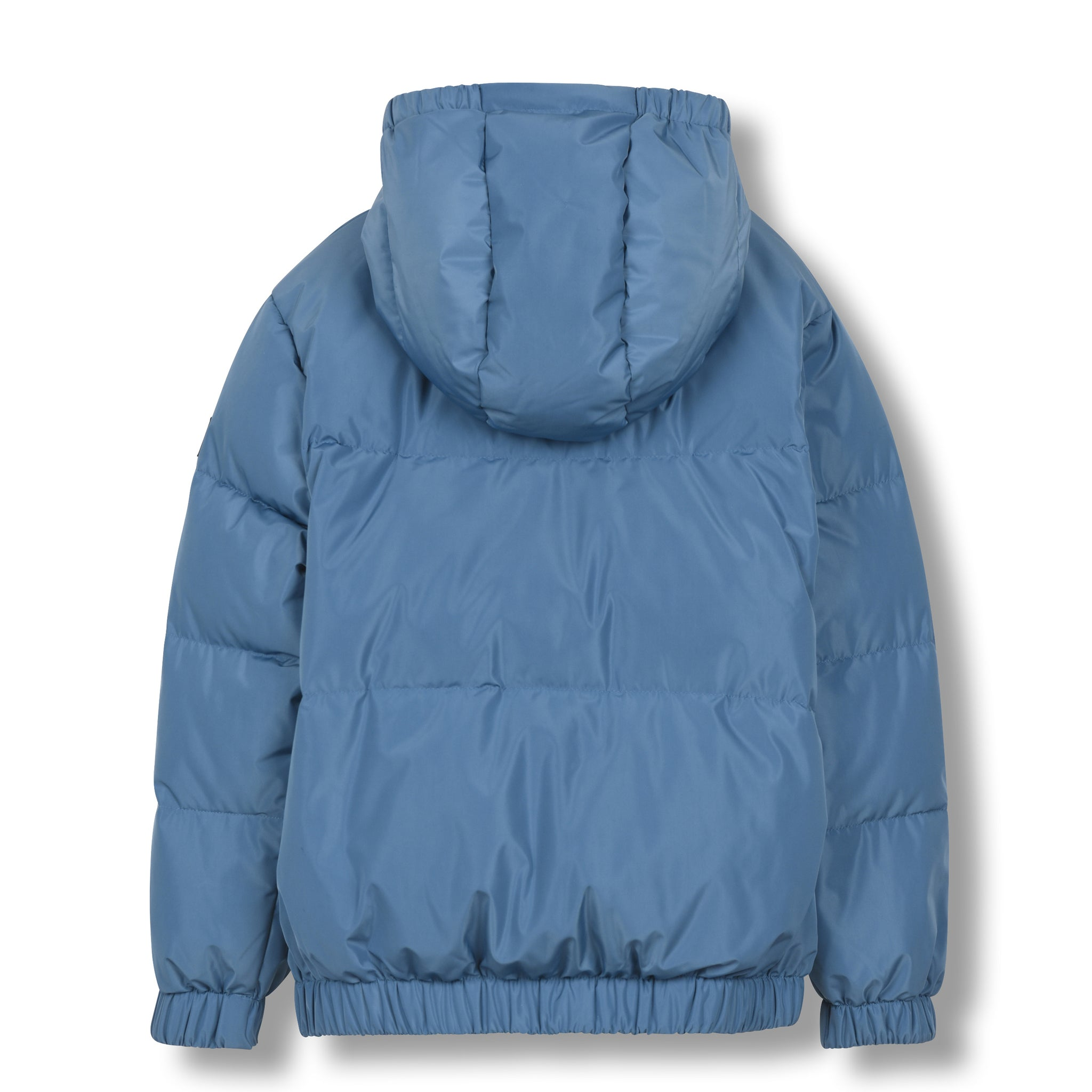 SNOWDUST Stone Blue - Down Bomber Jacket 3