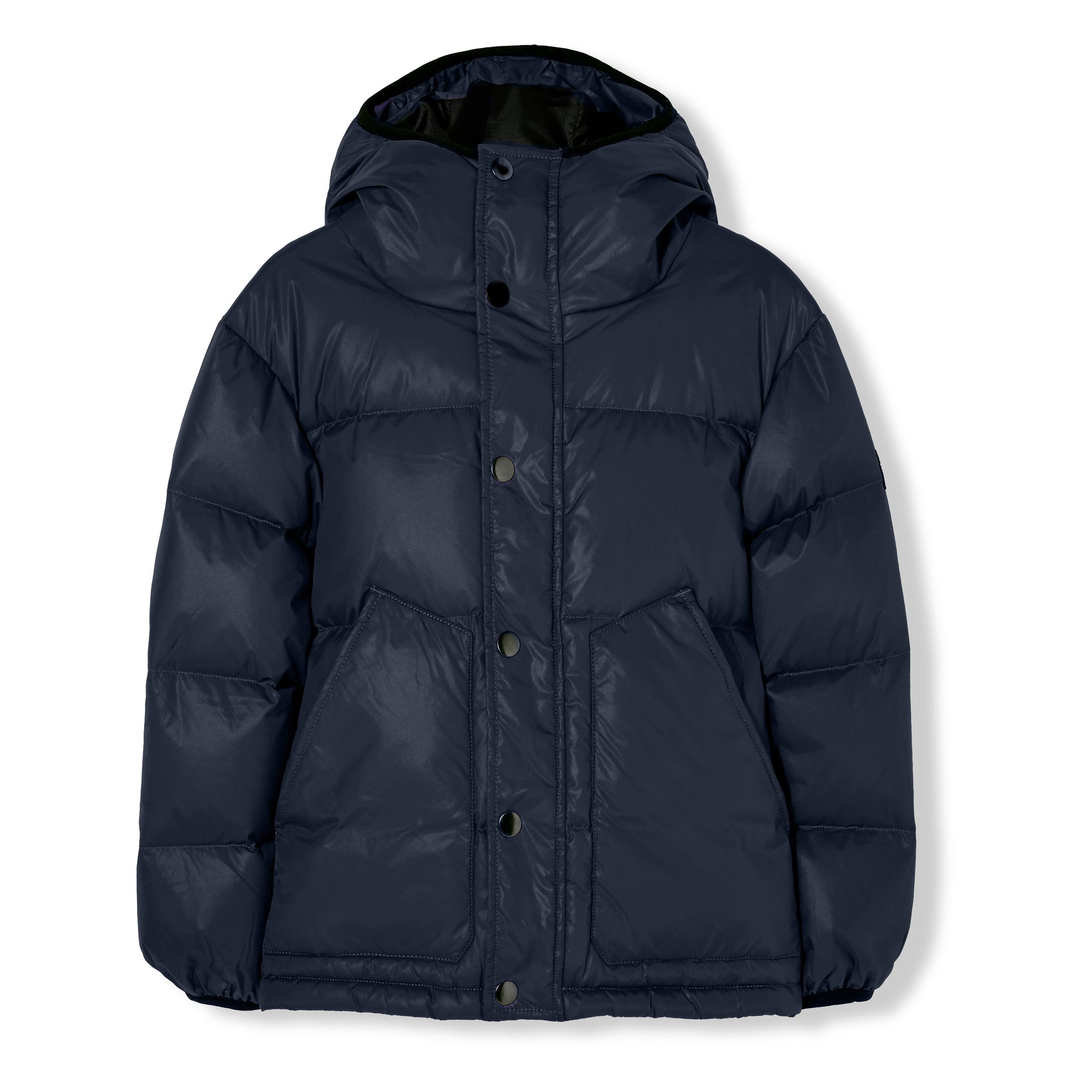 SNOWFLOW Sailor Blue 2 - Sraight Down Jacket