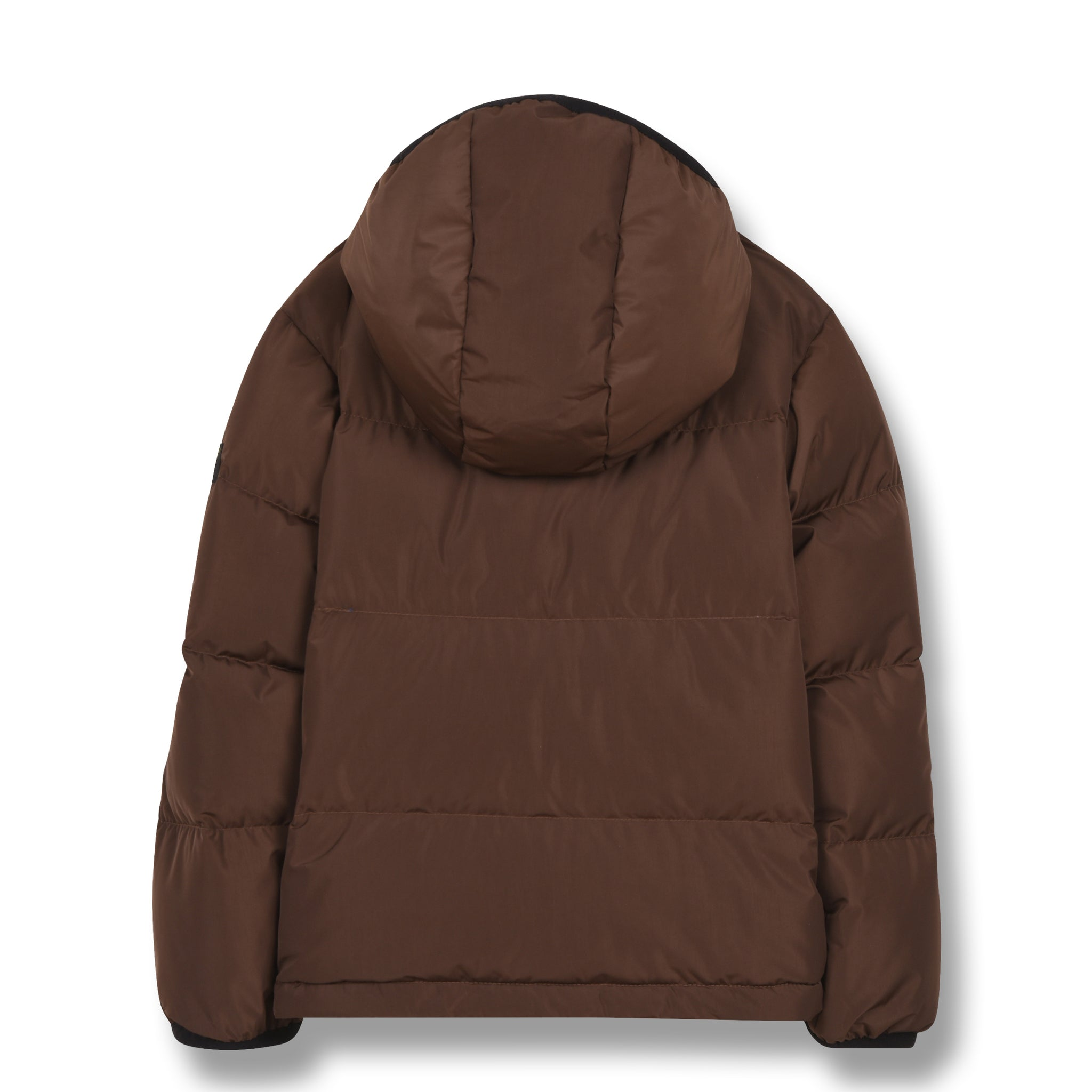 SNOWFLOW Brown - Straight Down Jacket 2